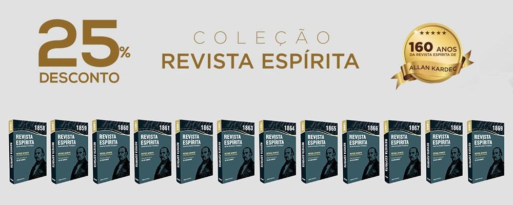 Coleção Revista Espírita
