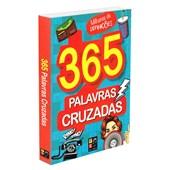 365 Palavras Cruzadas - Capa Azul