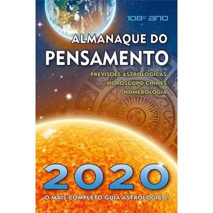 Almanaque do Pensamento 2020 - Previsões Astrológicas