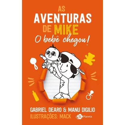 Aventuras de Mike Vol 2 - O Bebê Chegou