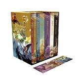 Box Coleção Harry Potter  Edição Especial 7 Volumes
