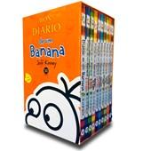 Box Diário de Um Banana (contém pôster) - 10 volumes