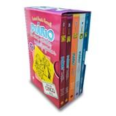 Box Diário de Uma Garota Nada Popular (Vol 1 a 5 ) - Edição Bolso