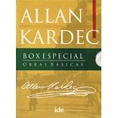 Box Especial Allan Kardec
