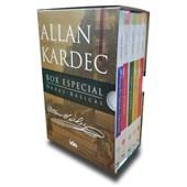 Box Especial Allan Kardec - Nova Edição