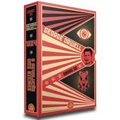 Box Obras De George Orwell + Pôster + Marcadores + Cards