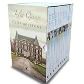 Box Os Bridgertons: Série completa com os 9 títulos + livro extra Crônicas da Sociedade de Lady Whis