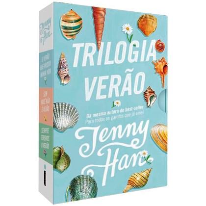 Box Trilogia Verão: Box com 3 volumes da coleção