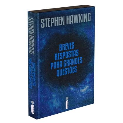 Breves Respostas Para Grandes Questões - Capa Dura