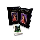 Caminho Sagrado das Cartas Ciganas (O) - tarô + livro