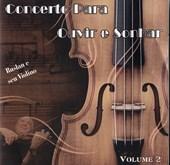 Cd - Concerto para Ouvir e Sonhar - Vol 2