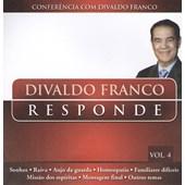 Cd - Divaldo Responde - Vol. 4