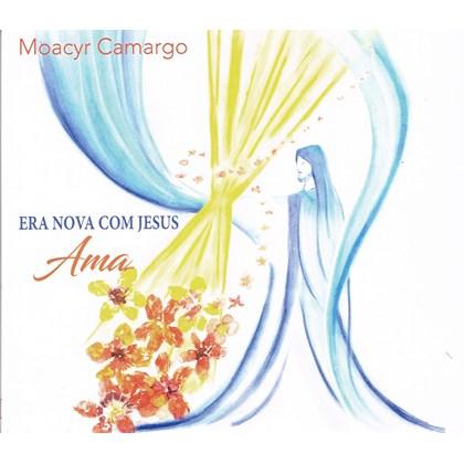 CD - Era Nova Com Jesus - Ama