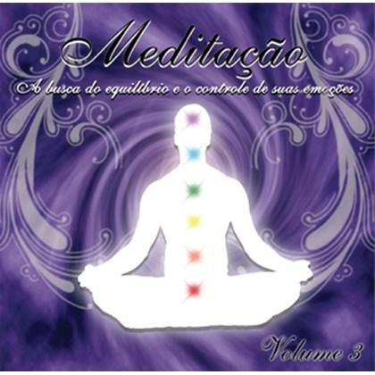 Cd - Meditação - Vol.3