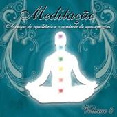 Cd - Meditação - Vol.4