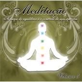 Cd - Meditação - Vol.5