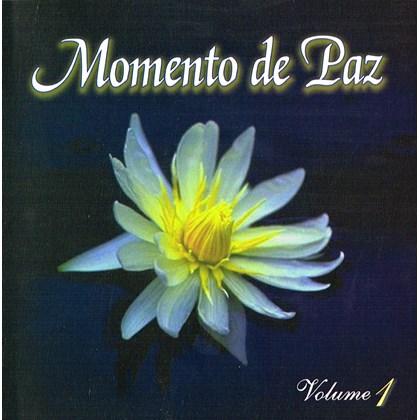 Cd - Momento de Paz - Vol. 1
