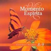 Cd - Momento Espírita - Coletânea Vol. 8 e 9