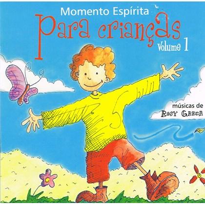 Cd - Momento Espírita para Crianças - Vol. 01