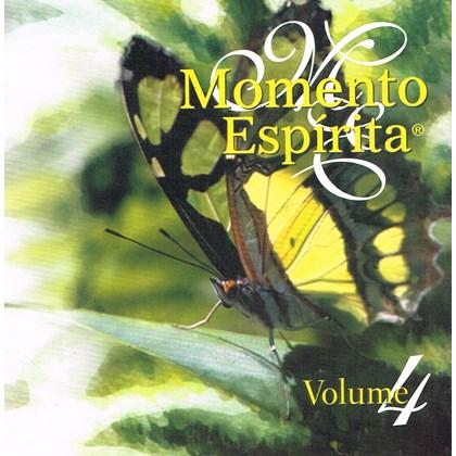 Cd - Momento Espírita - Vol. 04