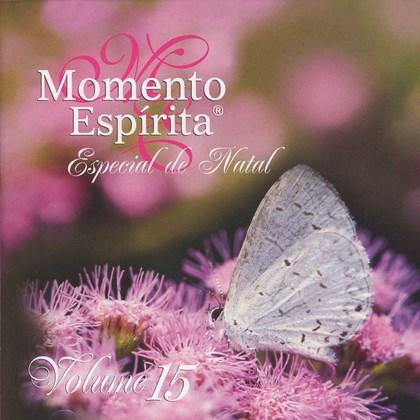 Cd - Momento Espírita - Vol. 15 - Especial de Natal