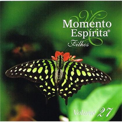 Cd - Momento Espírita - Vol. 27 (Filhos)