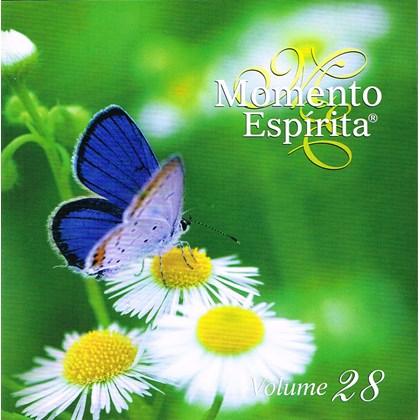 CD - Momento Espírita - Vol. 28