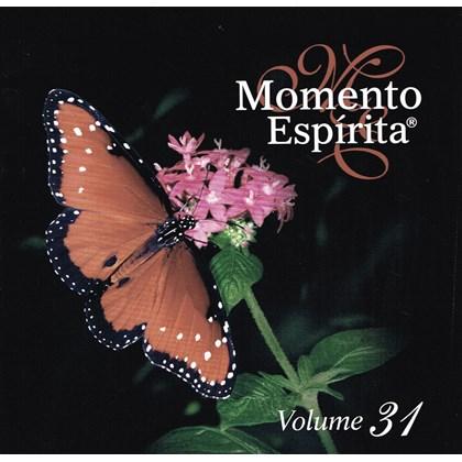 CD - Momento Espírita - Vol. 31