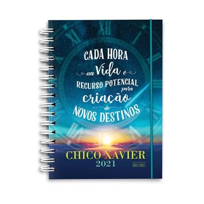 CHICO XAVIER 2021 - WIRE-O / CAPA DURA