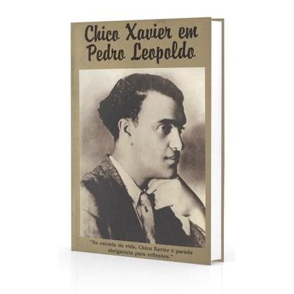 Chico Xavier em Pedro Leopoldo
