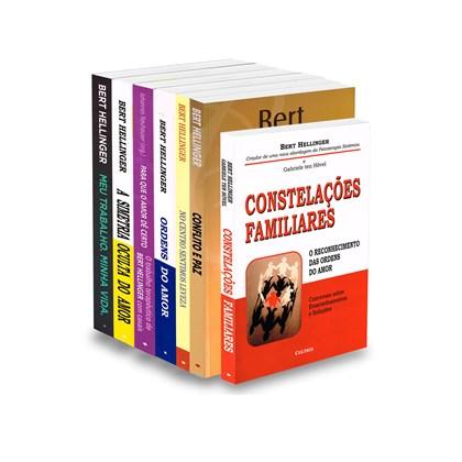 Coleção Autor Bert Hellinger 7 Livros