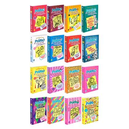 Coleção Diário de Uma Garota Nada Popular - 16 livros (1 ao 14)