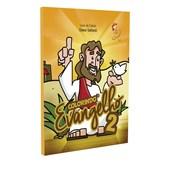 Colorindo o Evangelho Volume II - Livro de Colorir