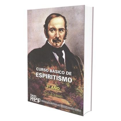 Curso Básico de Espiritismo 2º Ano - Área de Ensino