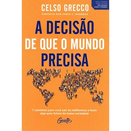 Decisão de que o Mundo Precisa (A)