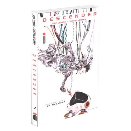 Descender: Lua Mecânica (Série Descender Vol. 2)