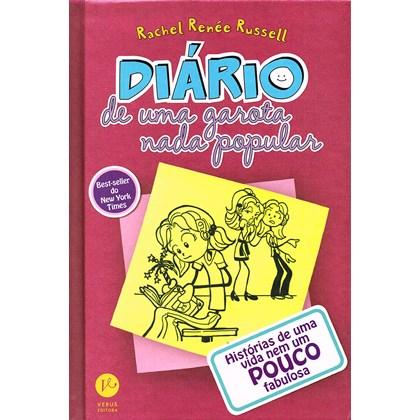 Diário de uma Garota nada Popular - Volume 1 (capa dura)