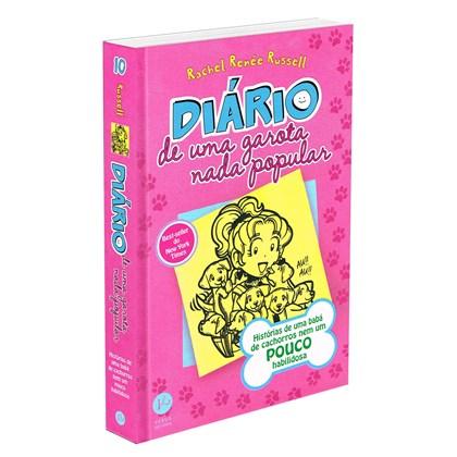 Diário De Uma Garota Nada Popular - Volume 10 (capa dura)