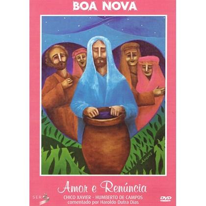 Dvd - Amor e Renúncia