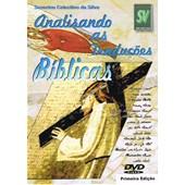 DVD - Analisando As Traduções Bíblicas