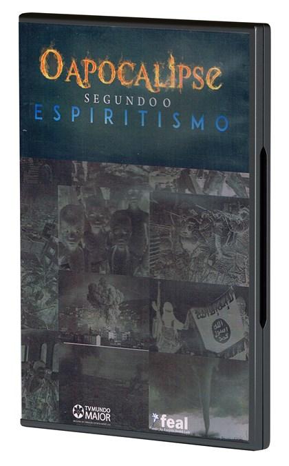 Dvd - Apocalipse Segundo o Espiritismo