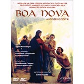 DVD - Boa Nova – Áudiosérie Digital - DVD + CD