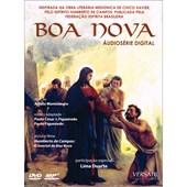 DVD - Boa Nova – Áudiosérie Digital - DVD + CD
