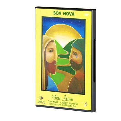 DVD - Bom Ânimo - Série Boa Nova