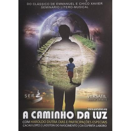 Dvd - Caminho da Luz (A)