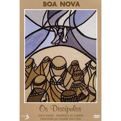 Dvd - Discipulos (Os) - Série Boa Nova