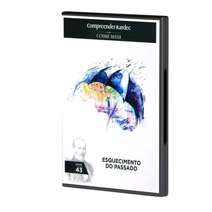Dvd - Esquecimento do Passado - Vol. 43