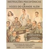 Dvd - Instruções Psicofônicas e Vozes do Grande Além (Triplo)