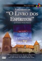 """Dvd - Lançamento de """"O Livro dos Espíritos"""""""