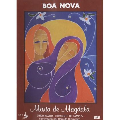 Dvd - Maria de Magdala - Série Boa Nova